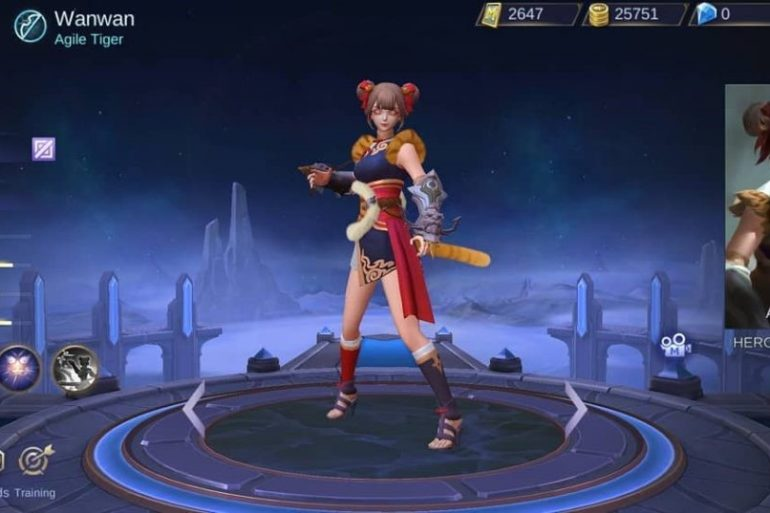 Hero Baru di Mobile Legends