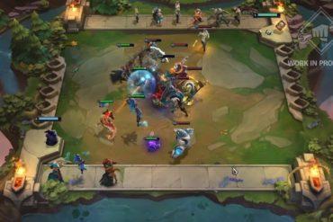 Mobile TeamFight Tactics