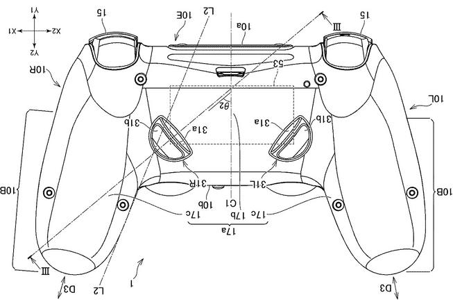 Sony Patenkan Desain Terbaru Controller PlayStation Dengan Fitur Baru