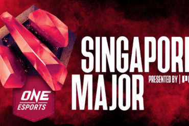 One Esports Umumkan Tunamen DOTA 2 Singapore Major