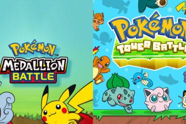 Facebook Gaming Telah Merilis 2 Game Baru Pokemon