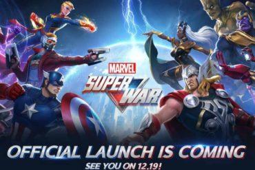 Marvel Super War Sudah Rilis di Android & IOS
