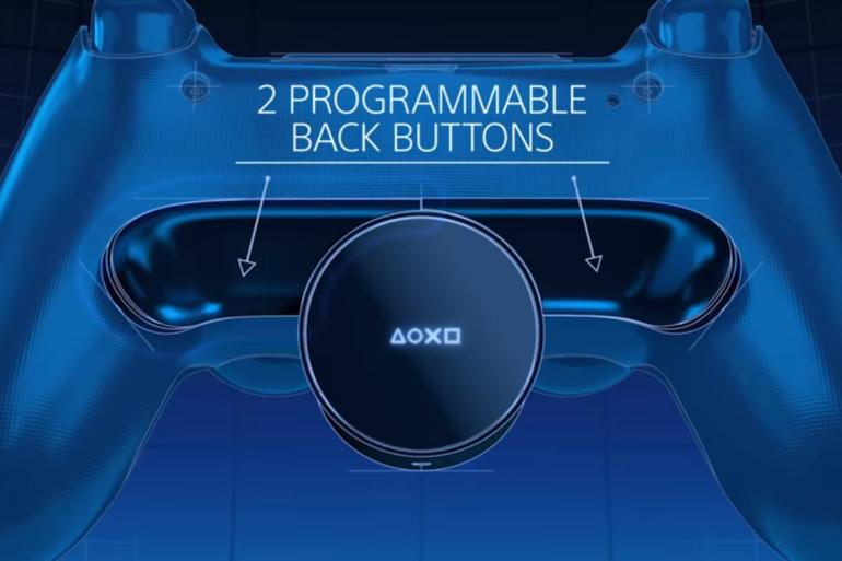 Peripheral Baru DualShock 4 Tambahkan 2 Tombol Baru ke Controller PS4