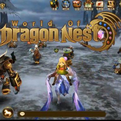 World of Dragon Nest Mobile Buka Masa Pre-Registrasi