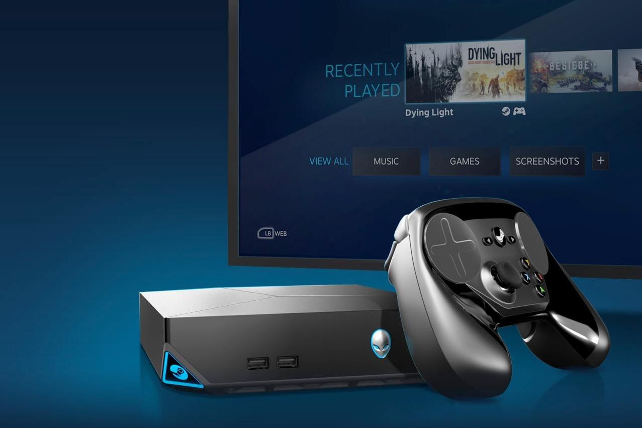 Mengenang Kembali Steam Machine, Konsol Game Buatan Steam Yang Gagal