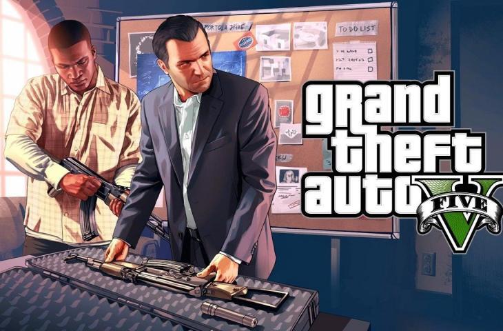 Buruan Klaim Sekarang! GTA V Gratis di Epic Games Store