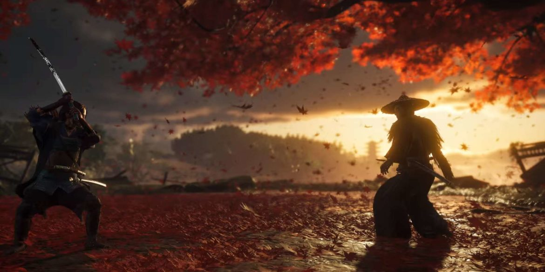 Ukuran File Untuk Game Ghost of Tsushima PS4 Tidak Akan Sebesar FF7: Remake