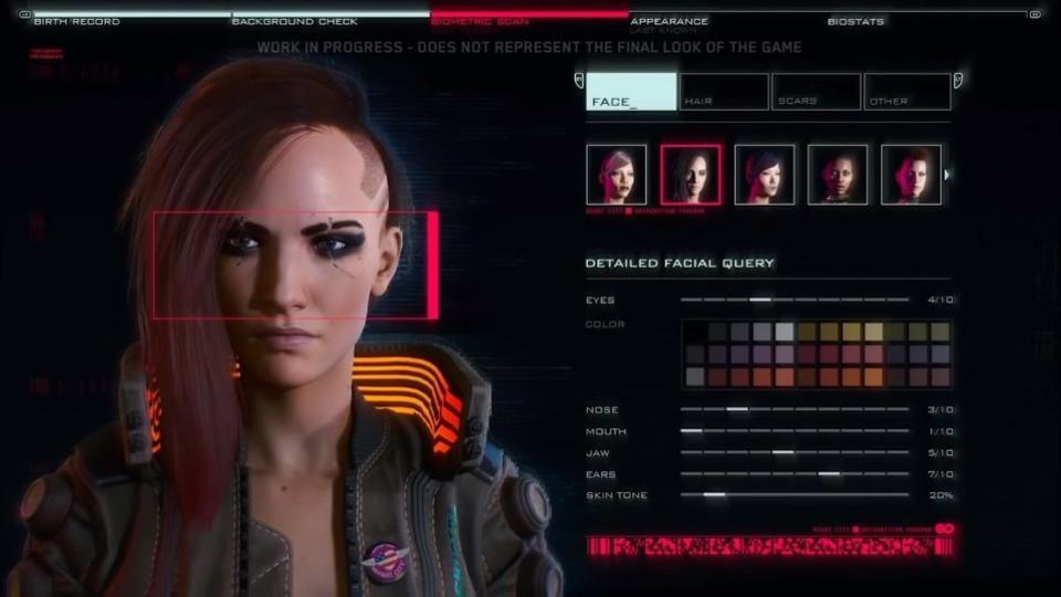 Cyberpunk 2077 Izinkan Kamu Untuk Melakukan Custom Pada Organ Genital