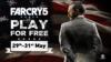 Far Cry 5 PC Gratis Untuk Minggu Ini