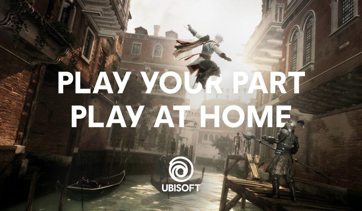 Jangan Sampai Kelewat, Ubisoft Kembali Gratiskan Tiga Gamenya Untuk PC
