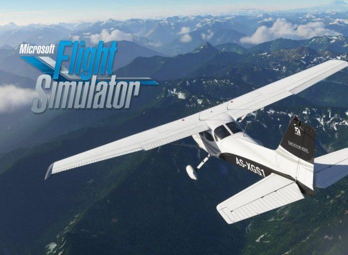 Microsoft Flight Simulator Rilis Screenshot Dari Gameplay Alpha Test