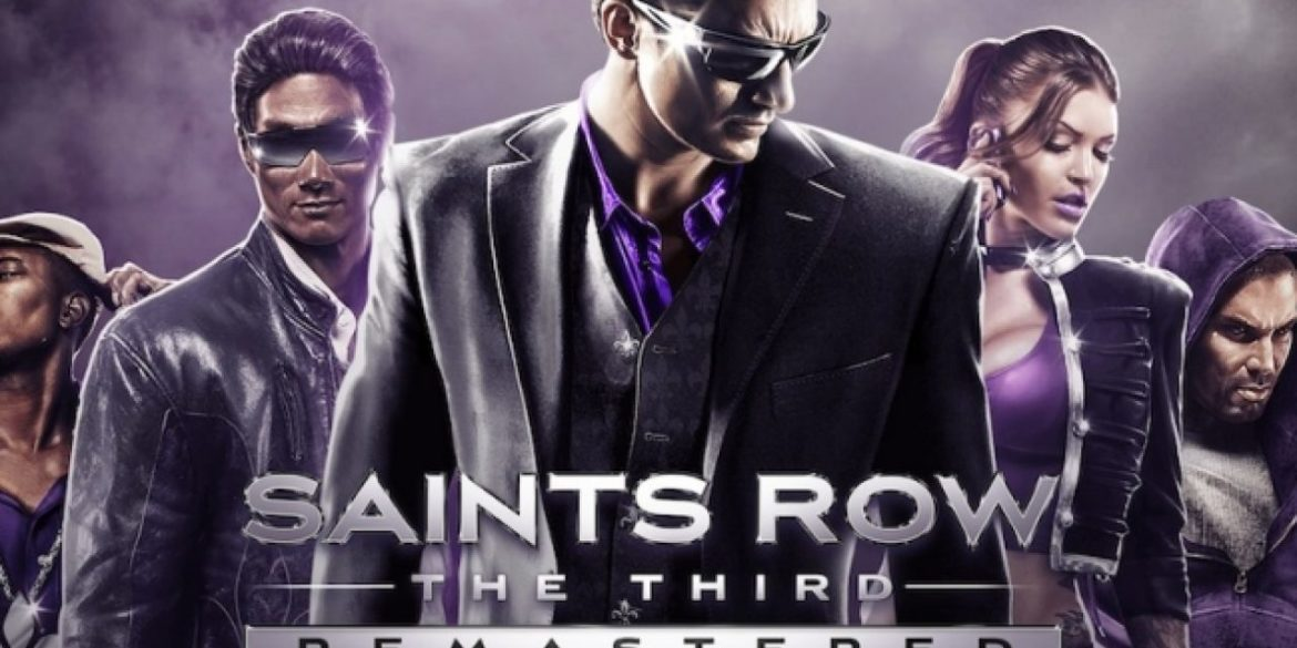 Spesifikasi PC Untuk Game Saints Row: The Third Remastered