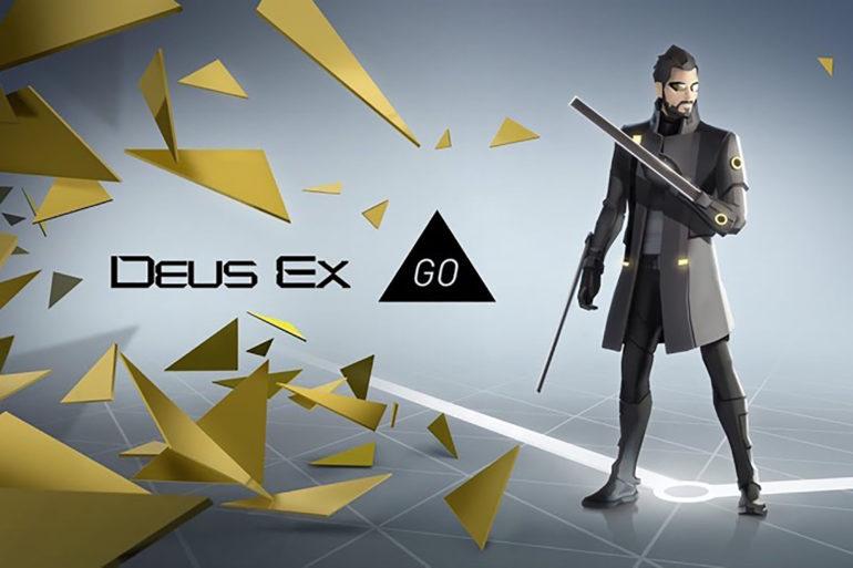 Deus Ex Go Kini Dapat Kamu Download di Google Play Store dan Juga App Store
