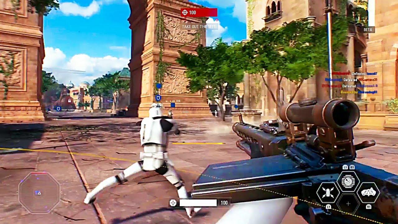 Fans Rela Bayar DLC Agar Game Battlefront II Tetap Exist