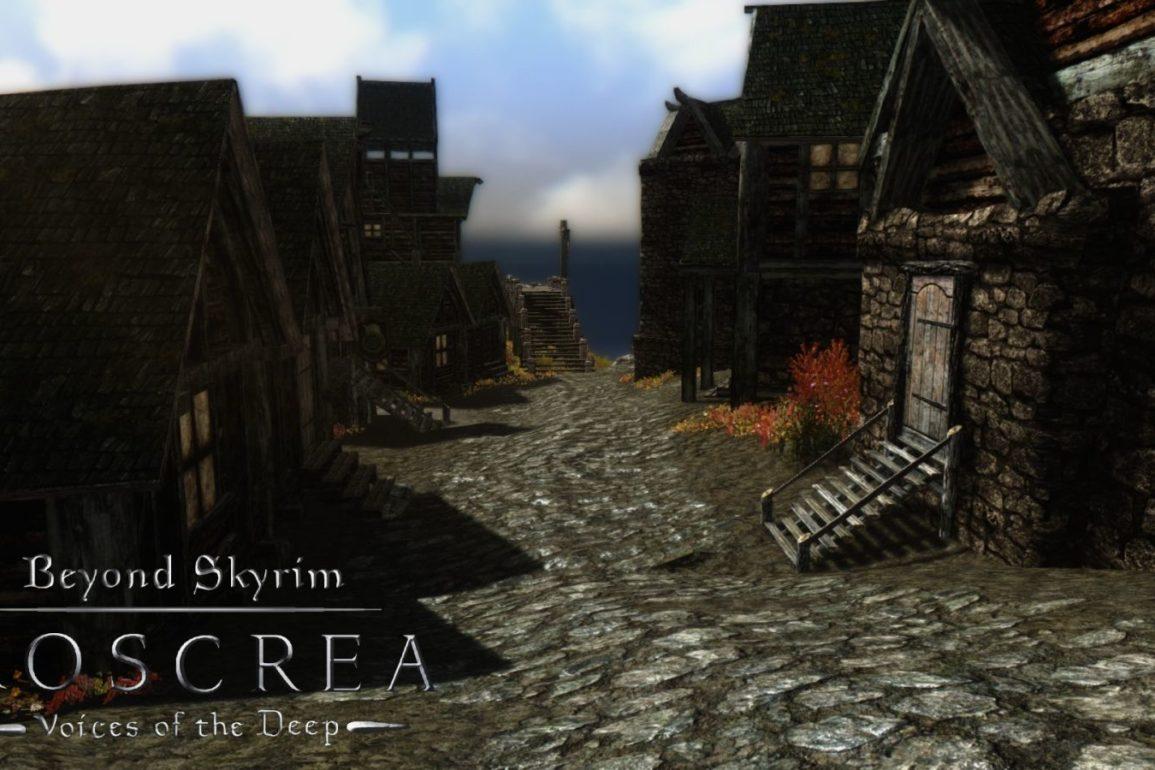 Project Mod Beyond Skyrim Lepas Video Terbaru