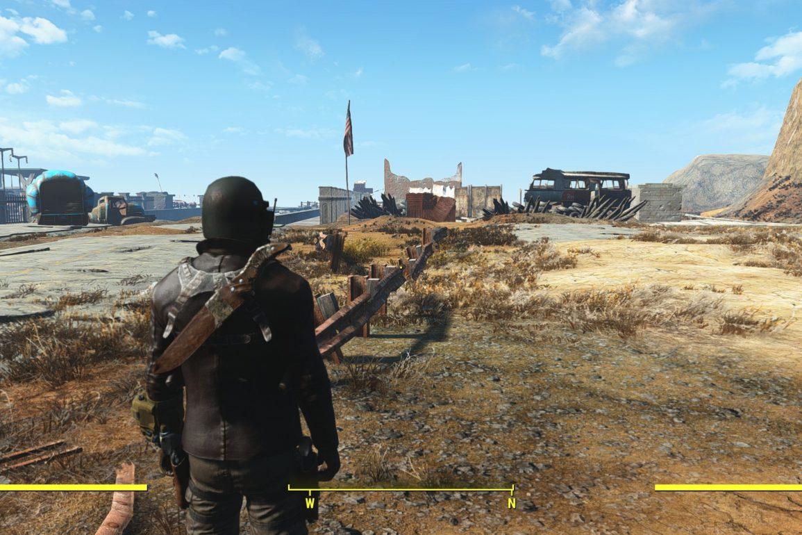Pengerjaan Mod Fallout: New Vegas Dengan Engine Fallout 4 Berlanjut