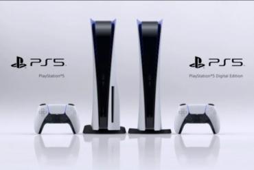 Sony Akhirnya Pamerkan Wujud Resmi Dari PS5