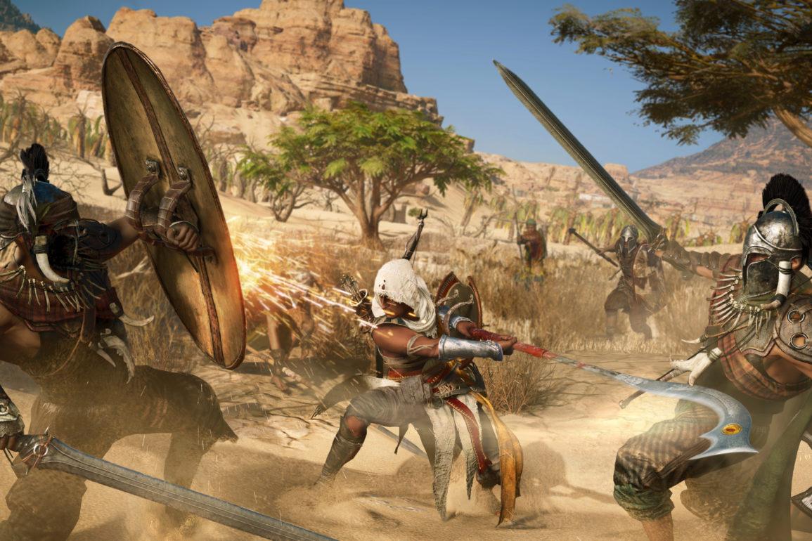 Ayo! Coba Game Assassin's Creed Origin Secara Gratis Sekarang