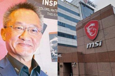 CEO MSI Meninggal Dunia Setelah Terjatuh Dari Lantai 7 Gedung