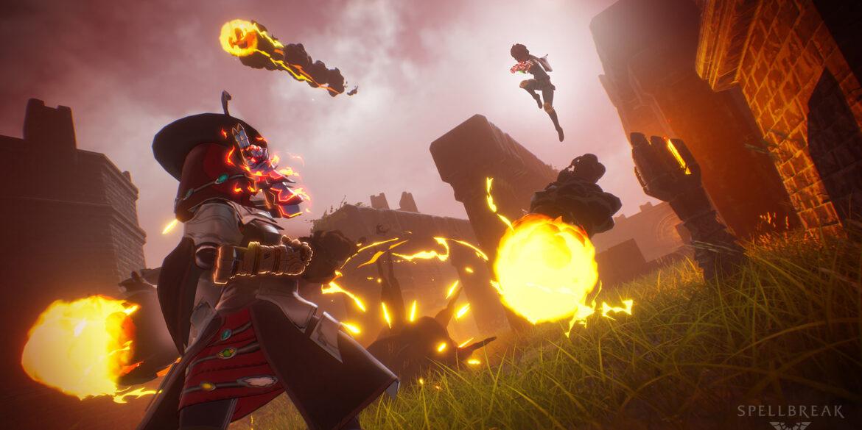 Game Magic-based Battle-Royale Spellbreak Akan Jadi Game Free to Play di Semua Platform