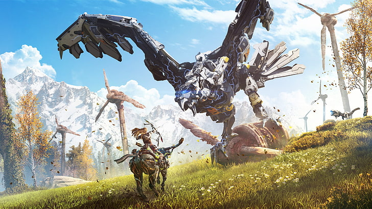 Spesifikasi PC Untuk Game Horizon Zero Dawn Akhirnya Terungkap