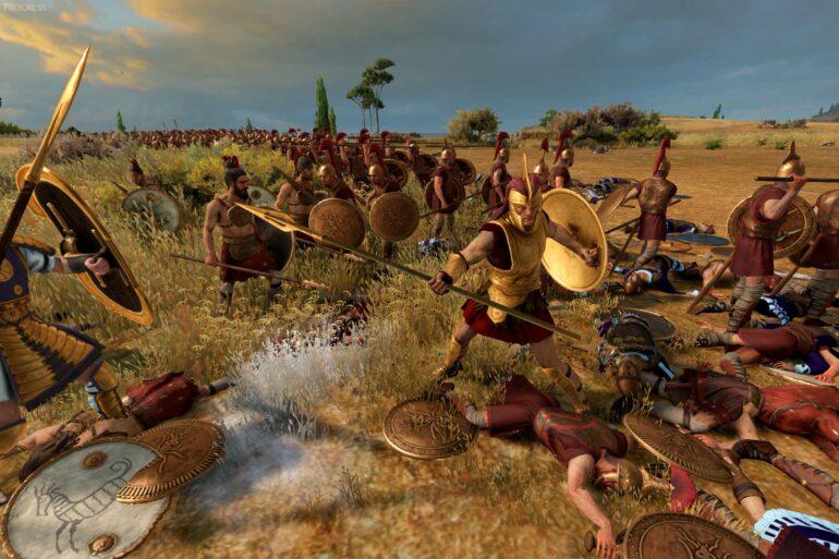 Ayo Segera Klaim Sekarang! Troy Total War Gratis di Epic Games Selama 24 Jam