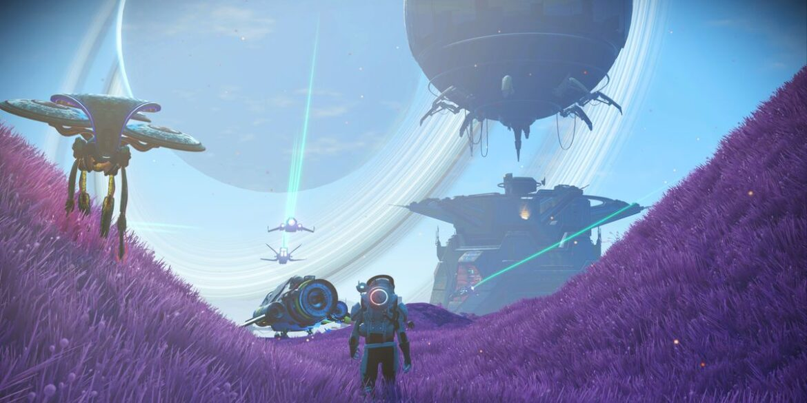 No Man's Sky Rilis Update Terbaru - Origins