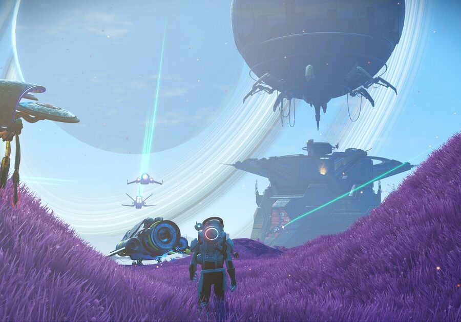 No Man's Sky Rilis Update Terbaru - Origins