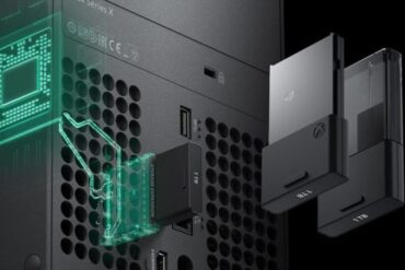 Microsoft Jual SSD Expansion Card 1 TB Xbox Series X Sebesar Rp 3,3 Juta