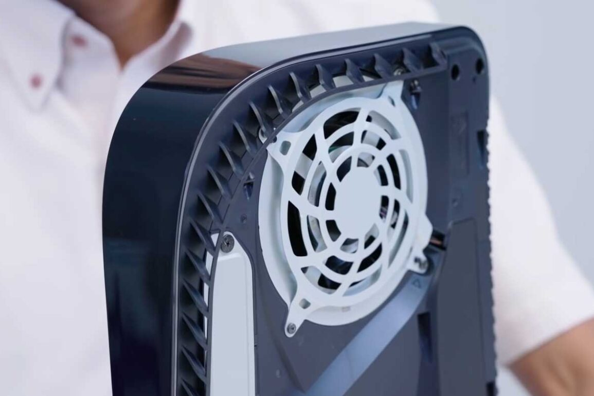 Lewat Update, Sony Atur Kecepatan Kipas Pada PS5 Agar Tetap Optimal