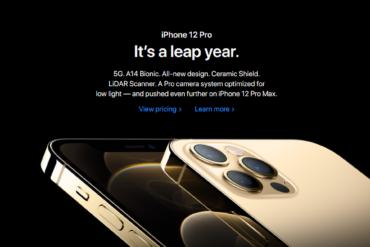 Resmi Perkenalkan iPhone 12, Apple Jual Charger Bawaan Secara Terpisah