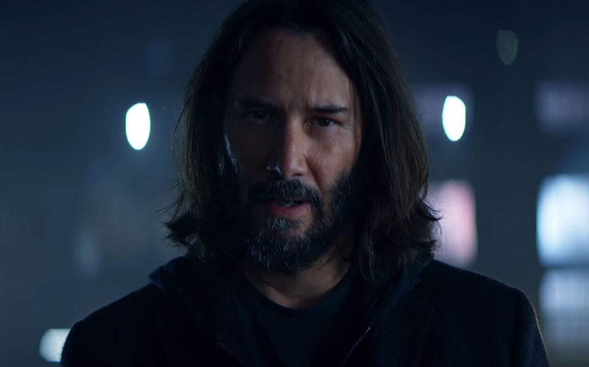 Keanu Reeves Jadi Bintang Iklan Terbaru Cyberpunk 2077