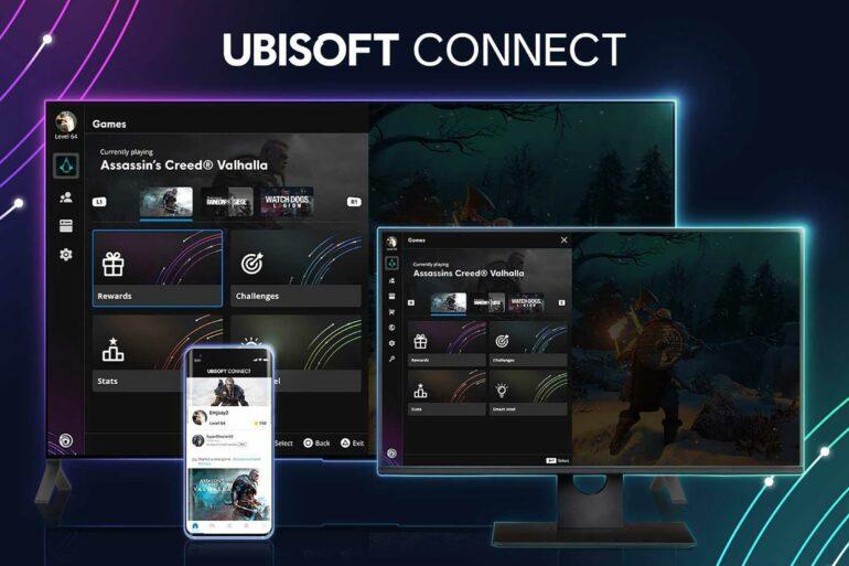 Ubisoft Hadirkan Layanan Terbaru Bernama Ubisoft Connect