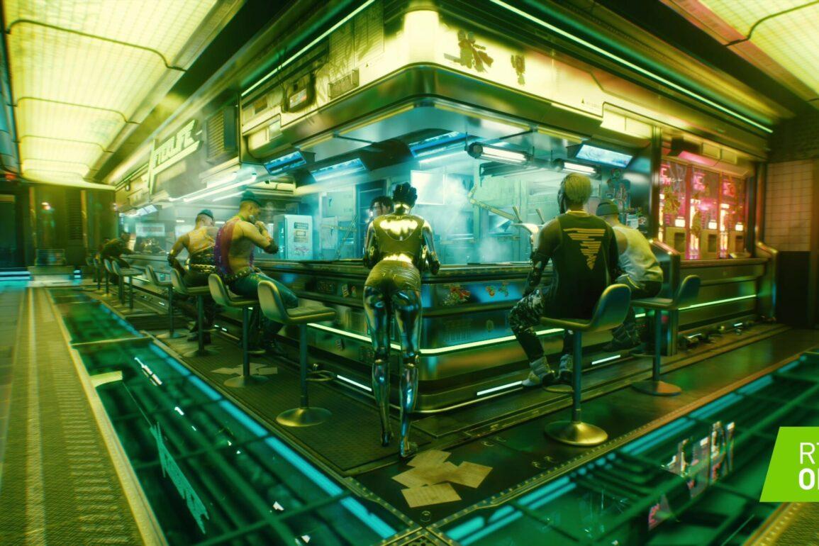 Cyberpunk 2077 Hanya Akan Beri Dukungan Fitur Ray Tracing Khusus GPU NVIDIA Pada Hari Pertama Rilis