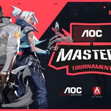 Turnamen Master AOC Valorant Masuki Sesi Grand Final Pada 11 Desember 2020