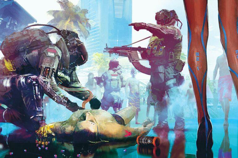 Cyberpunk 2077 Pamerkan Photo Mode