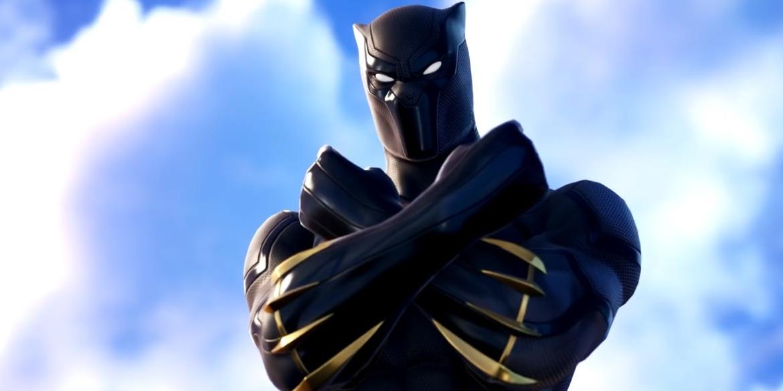Skin Black Panther & Captain Marvel Kini Sudah Tersedia di Fortnite