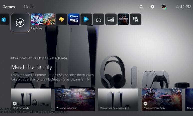 PS5 Tampilkan Peringatan Jika Kamu Akan Memainkan Game PS4