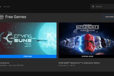 Persiapkan Diri Kamu Star Wars Battlefront II Segera Digratiskan di EGS
