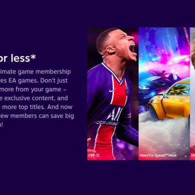 Biaya Langganan Bulan Pertama EA Play Kini Hanya 12 Ribu Rupiah di Steam