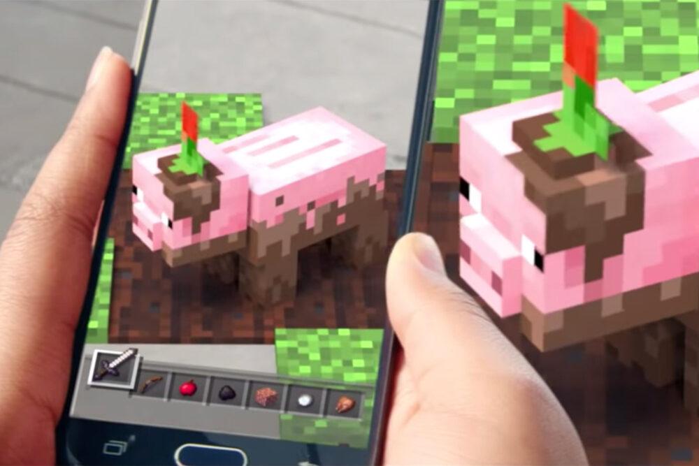 Minecraft Earth Akan Segera Ditutup Pada Bulan Juni Mendatang