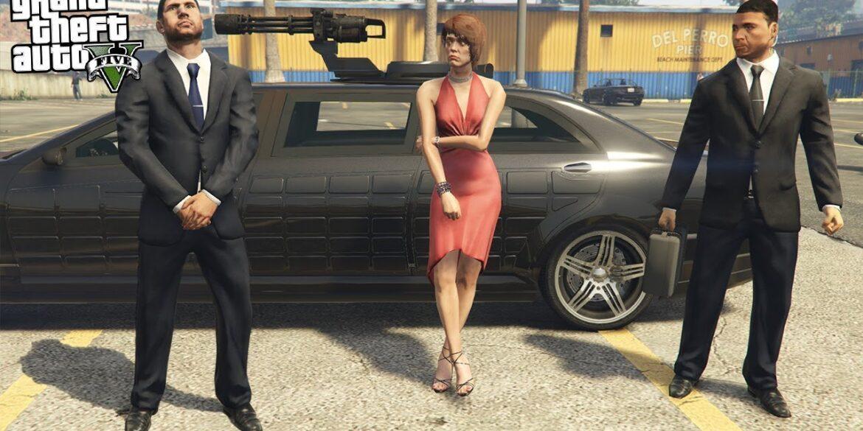 Developer Rockstar Patenkan Teknologi Terbaru Khusus NPC