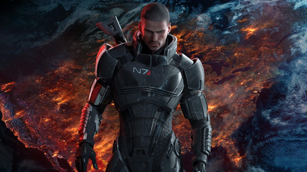 Spesifikasi Game Mass Effect: Legendary PC