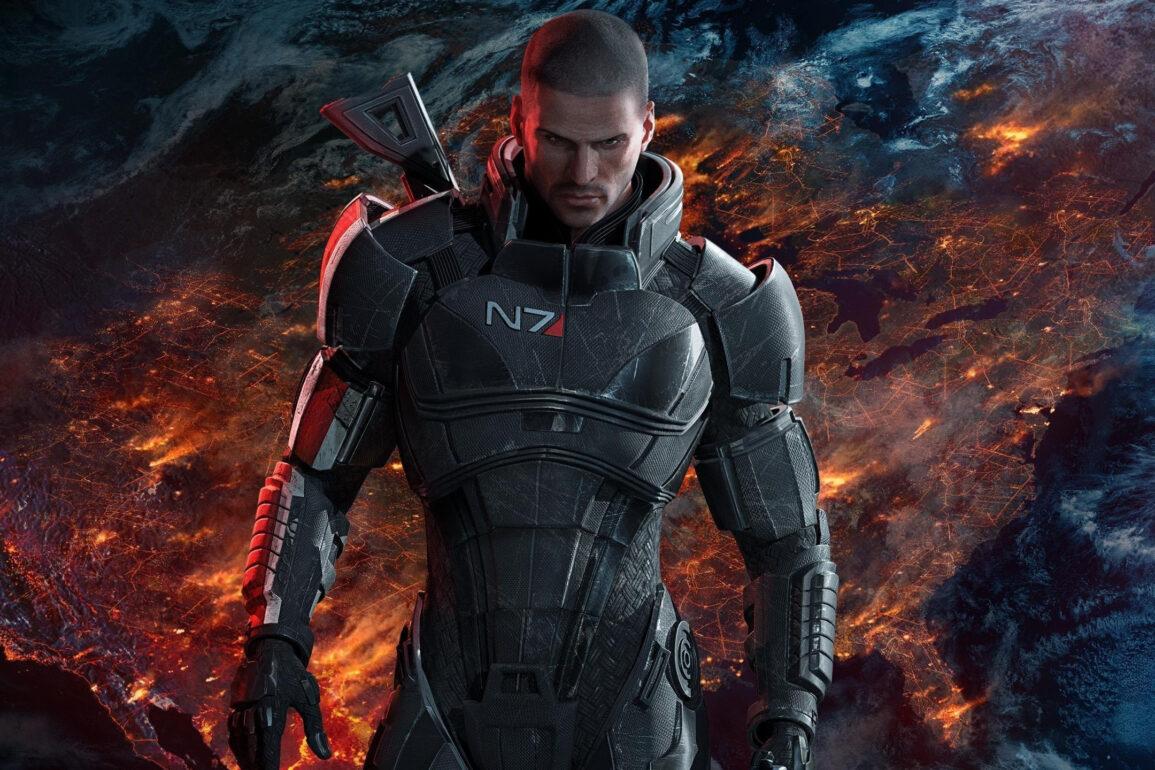 Spesifikasi Game Mass Effect: Legendary PC