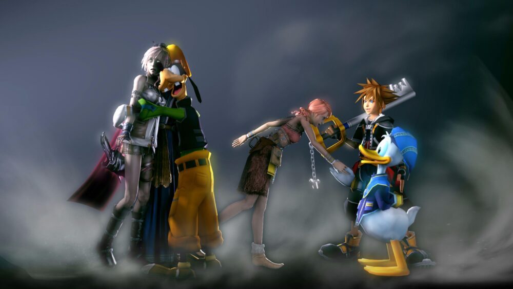 Resmi Tuju PC, Kingdom Hearts Akan Eksklusif di Epic Game Store