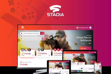 Google Tutup Studio Internal Stadia