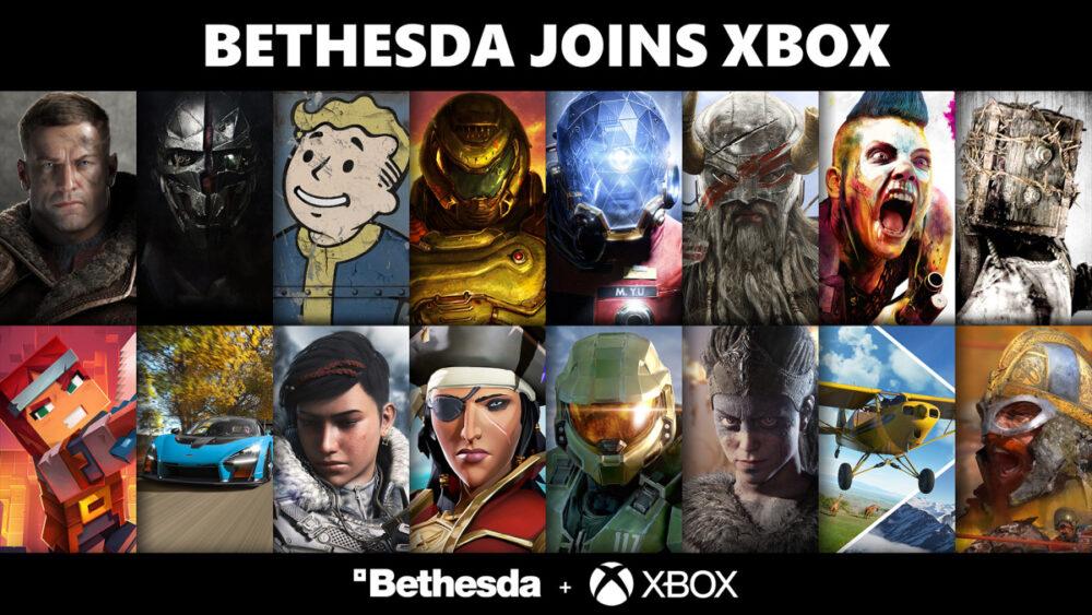 Microsoft Akan Buat Beberapa Judul Game Bethesda Eksklusif Xbox dan PC?