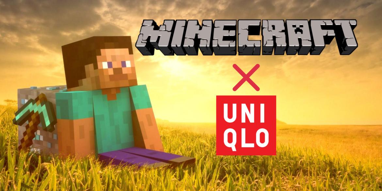 Minecraft Berkolaborasi Dengan Uniqlo!