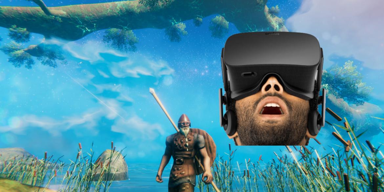 Valheim Kini Punya Mod VR