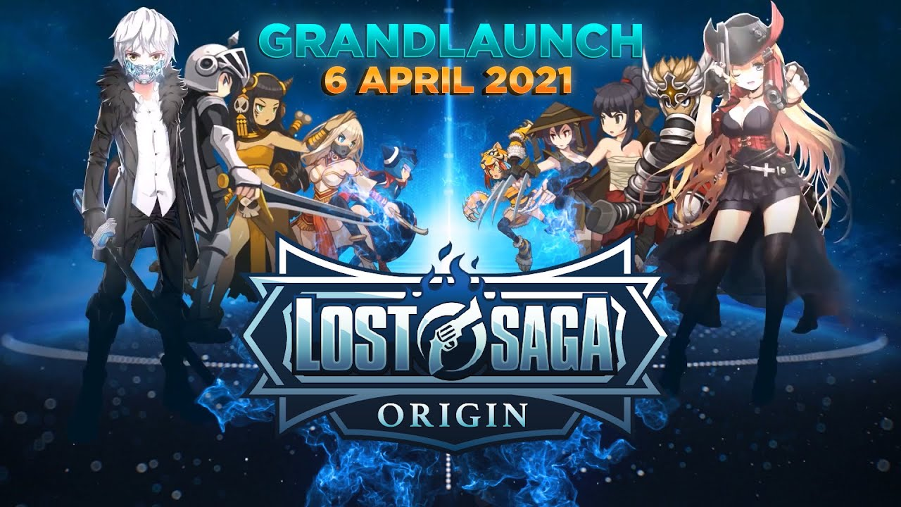 Grandlauch Lost Saga Origin